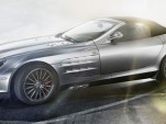 Mercedes-McLaren SLR Roadster '722 Edition' expected to make Paris Motor Show debut