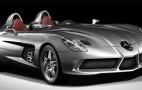 Mercedes-Benz SLR McLaren Stirling Moss Revealed