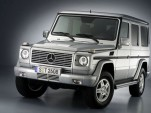 Mercedes updates the G-Class for 2007