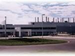 Mercedes M-Class factory
