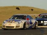 Mercer Motorsports Porsche GT3 Cup - NASA photo