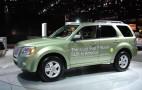 Green Car Convoy Tours Colorado in Preparation for 2009 Denver Auto Show