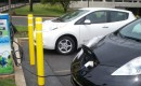 MetLife electric-car charging station for employee use - Johnstown, Pennsylvania