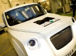Metrocab range-extended London taxi unveiled by mayor Boris Johnson