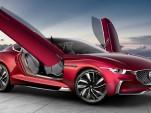 MG E-Motion concept, 2017 Shanghai auto show