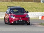 MG Shows Off MG3 Trophy Hot Hatch Concept