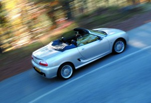 MG returning to its roots, developing 2-seat roadster