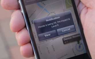 Finally, An App That Tells You When Your Car Has Been Hit Or Stolen