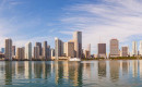 Miami skyline - Image via City of Miami Government