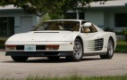 'Miami Vice' Ferrari Testarossa Hitting The Block In Monterey