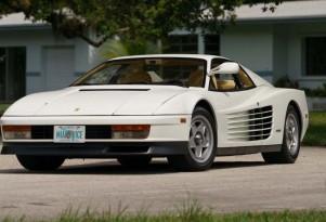 1986 Ferrari Testarossa from 'Miami Vice'