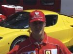 Michael Schumacher to debut his personal FXX at Ferrari festival