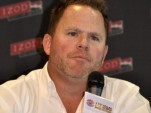 Michael Shank announced his MSR Indy team at Las Vegas last October - Anne Proffit photo