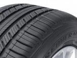 Michelin Premier A/S tire with EverGrip technology