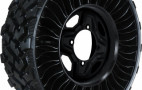 The Michelin Tweel airless tire is now available for UTVs