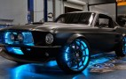 Microsoft And West Coast Customs Build Custom Mustang