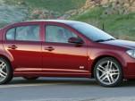 Mid-year launch for 2009 Chevrolet Cobalt SS Sedan