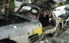 Guy who 'discovered' abandoned Mercedes gullwing aims to open UAE car museum