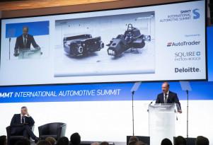 Mike Flewitt, CEO of McLaren Automotive