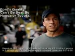 Mike Rowe in Ford's 'Spread the Word' campaign