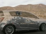 Mill Blackbird can become nearly any car for film production needs