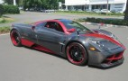 (One of) The first Pagani Huayras delivered in the U.S.: Gallery