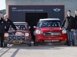 MINI and Mini at the Rally Monte Carlo Historique