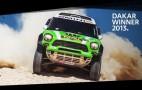 X-Raid Team Drives MINI Countryman To Second Consecutive Dakar Rally Win