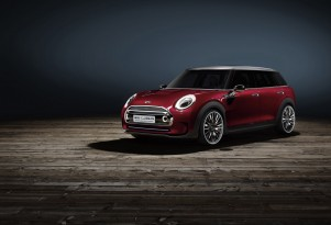 MINI Clubman Concept: Four-Door MINI To Make Geneva Debut