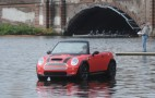 MINI Turns Its Cooper Convertible Into A Boat