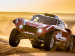 Mini John Cooper Works Buggy revealed for 2018 Dakar Rally
