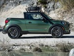 MINI Paceman Adventure design concept