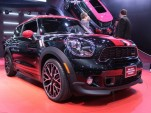 MINI Paceman John Cooper Work live photos, 2013 Detroit Auto Show