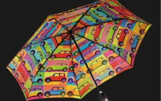MINI Pop-Art Umbrella: Ridiculous Release Of The Day