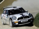 MINI Regional Rally Car