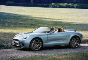 A MINI Two-Seater Sports Car? Superleggera Vision Teases Us