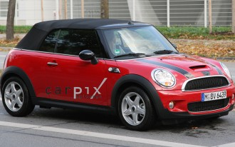 Spy Shots: 2010 MINI Cooper Convertible