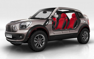 Mini Revives The Moke With New Beachcomber Concept