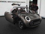 2011 MINI Rocketman Concept live photos