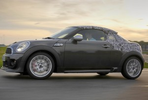 2012 MINI Cooper Coupe: Lots Of Fun In A Small Package
