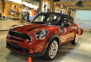 2013 MINI Cooper S Paceman: LA Auto Show Live Photos