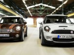 Mini's Mayfair and Camden special editions
