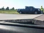 Minnesota road buckles under extreme heat