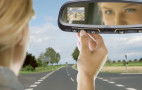 MirrorPilot rear-view integrated GPS