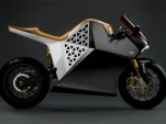 Mission Motors Mission One electric motorcycle