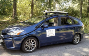 MIT self-driving car with MapLite technology for rural areas
