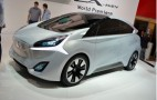Mitsubishi CA-MiEV Concept: Compact Electric Car At Geneva