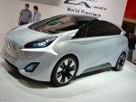 Mitsubishi CA-MiEV electric car: Geneva Motor Show live photos