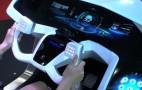 Mitsubishi EMIRAI Concept: Biometric Future For Our Cars?