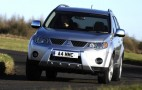 Mitsubishi fits SST dual-clutch gearbox to Outlander SUV